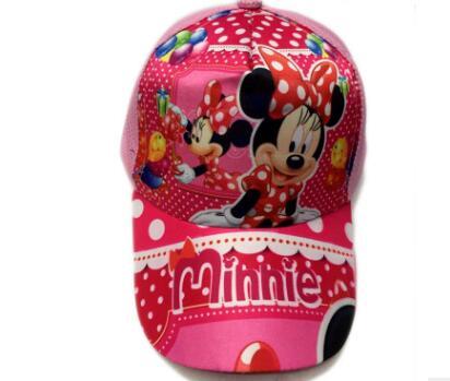 FleißIg 100 Stücke Beliebte Cartoon Kinder Reizende Nette Mix Mode Sonne Hut Casual Cosplay Baseball Cap Kinder Party Geschenke