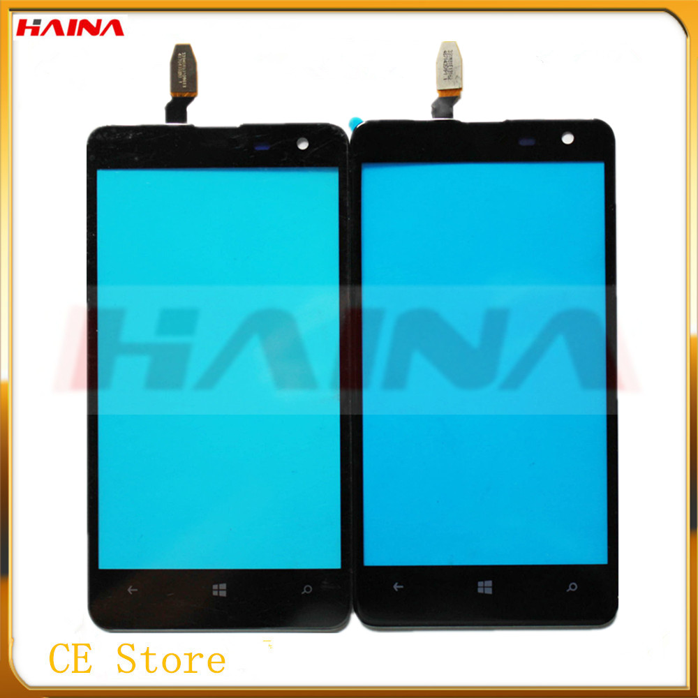 100%Tested N625 <font><b>Touch</b></font> <font><b>Screen</b></font> For <font><b>Nokia</b></font> <font><b>lumia</b></font> <font><b>625</b></font> lumia625 n625 <font><b>Touch</b></font> <font><b>Screen</b></font> Digitizer <font><b>Sensor</b></font> Front Glass Lens Panel with 3M Tape image