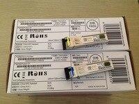 SFP-GE-LX-SM1490-BIDI 1000BASE-BX-D BiDi SFP TX1490nm/RX1310nm TX1310nm/RX1490nm 1.25G 10 km single-mode fiber