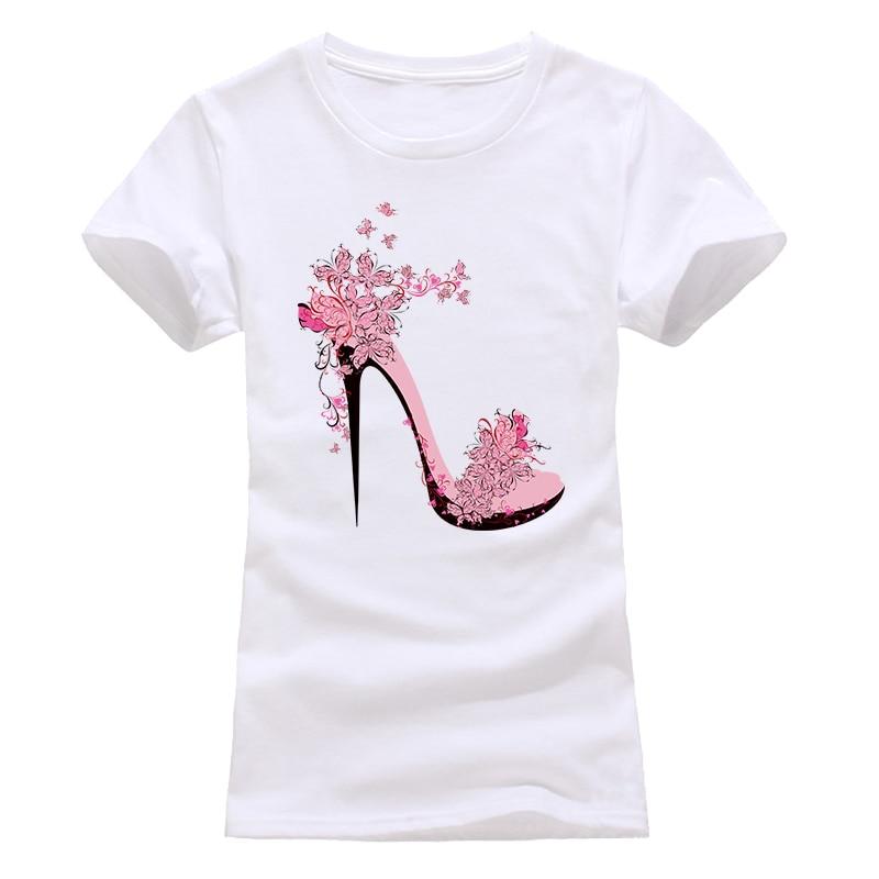 Romanticism 2017 Fashion Summer T Shirt Women Cotton Brand