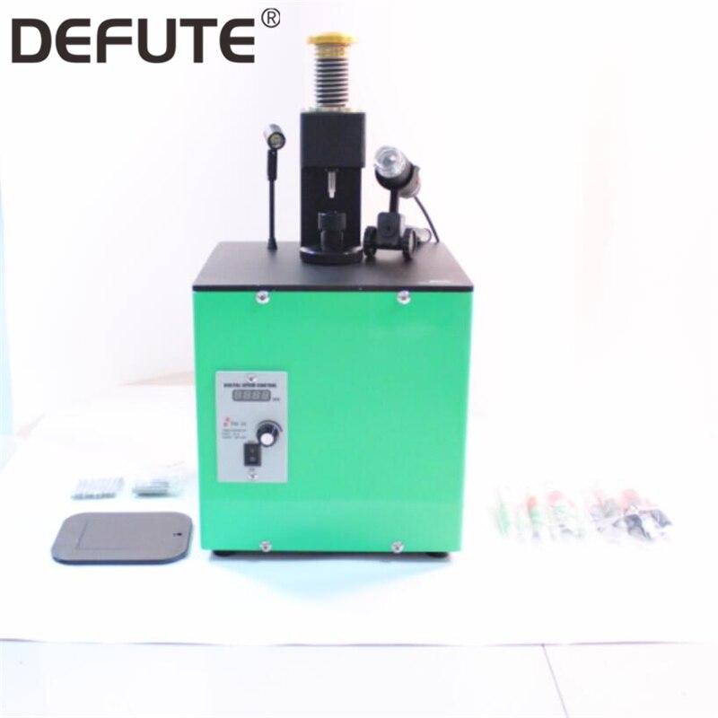 Diesel Fuel Injector Control Valve Assy Adjust Grinding Repair Tool Kits for High Pressure Common Rail 0445 110 120 Injectors