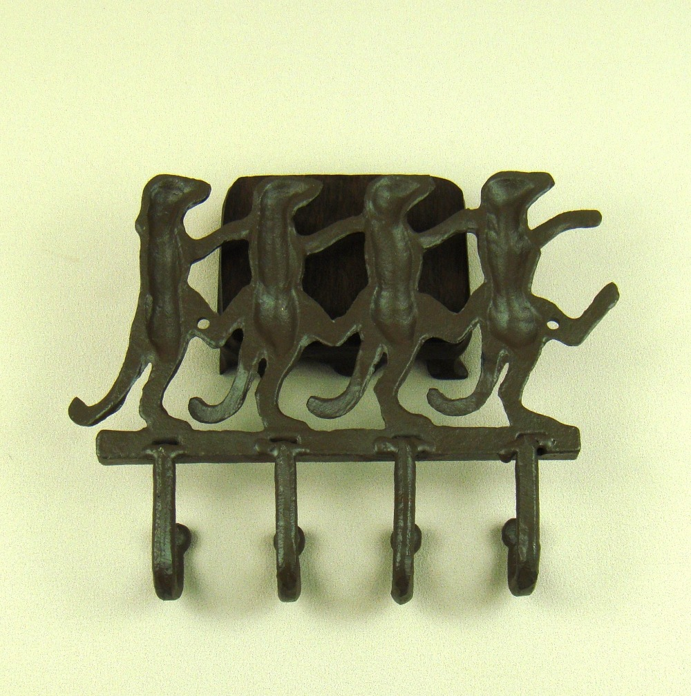 Exelent Decorative Single Wall Hooks Composition - The Wall Art ...