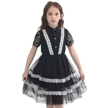 Teenager Girls Summer Dresses 2020 Kids Girls Party Dress For Big Girl Clothes Children Dress Size 4567 8 9 10 11 12 14 15 Years Buy At The Price Of 27 94 In Aliexpress Com Imall Com
