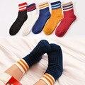 Children Cotton Socks For Girls Cute Color Short Socks 2016 Spring Autumns Kid socking5pairs/lot