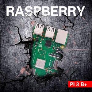Image 5 - In Voorraad Raspberry Pi 3 Model B Plus Rpi 3 B Plus Met 1 Gb BCM2837B0 1.4 Ghz Arm Cortex A53 ondersteuning Wifi 2.4 Ghz En Bluetooth 4.2