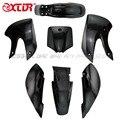 Plastic Fender Complete Fairing Kit for Kawasaki KLX 110 KLX110 DRZ KX 65