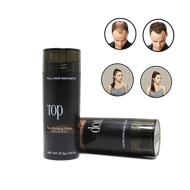 Newest 27.5g Hair Building Fibers Keratin Thicker Anti Hair