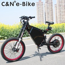 2018 Newest 72v 5000w Electric Bike Electric Mountain Bike Electric bicycle Enduro ebike