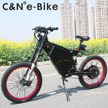 2018 Newest 72v 5000w Electric Bike Electric Mountain Bike Electric bicycle Enduro ebike