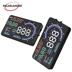 Scanner Speed Warning Fuel Con