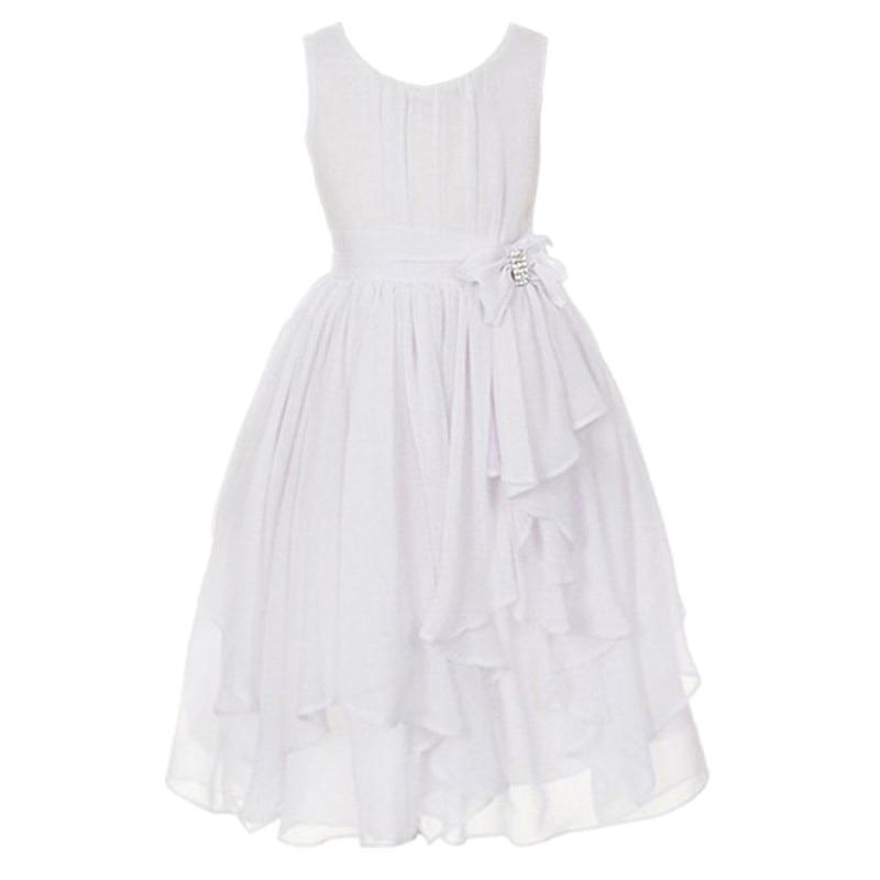 Mode maat 3 kinderen jurk kleine meisjes jurken 10 12 jaar kinderen - Kinderkleding