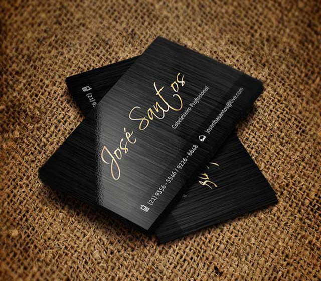 Personal design black art paper custom business cards printing color personal design black art paper custom business cards printing color namevisit card glossy colourmoves