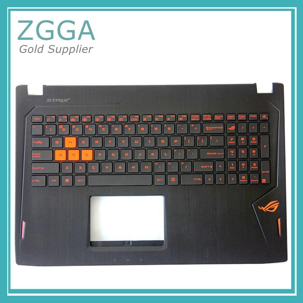 New US White backlit keyboard for Asus Rog GL753VE GL753VD no palmrest