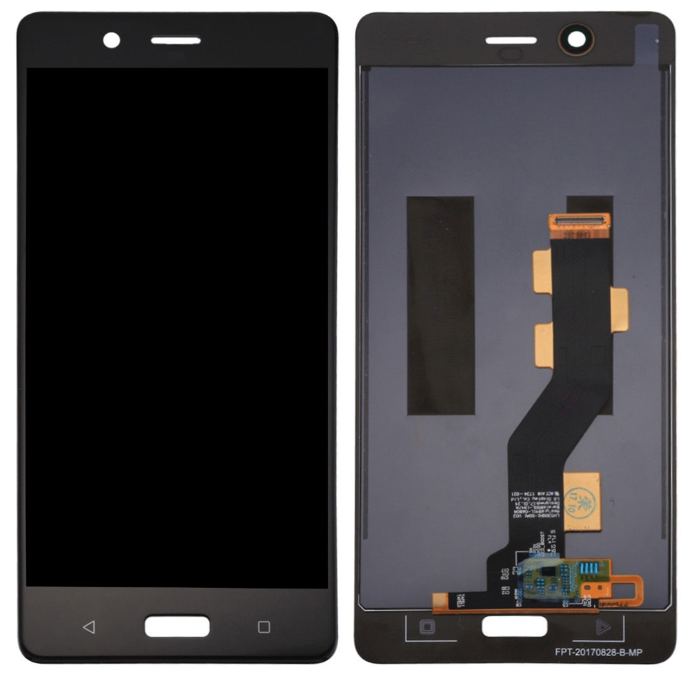 For Nokia 8 N8 Touch Screen Digitizer Sensor Glass Panel + LCD Display Panel Screen Module Monitor AssemblyFor Nokia 8 N8 Touch Screen Digitizer Sensor Glass Panel + LCD Display Panel Screen Module Monitor Assembly