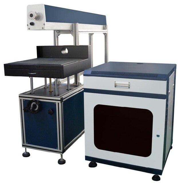 Hartig Grote Werkgebied Co2 Laser-markering Machine Karton Snijden Aantrekkelijk En Duurzaam