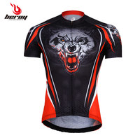 Nuevo 2016 marca Tee Shirt Sport camisetas hombres Jersey ciclismo bicicleta camisa tigre deporte ciclo Jersey ciclismo manga corta m203