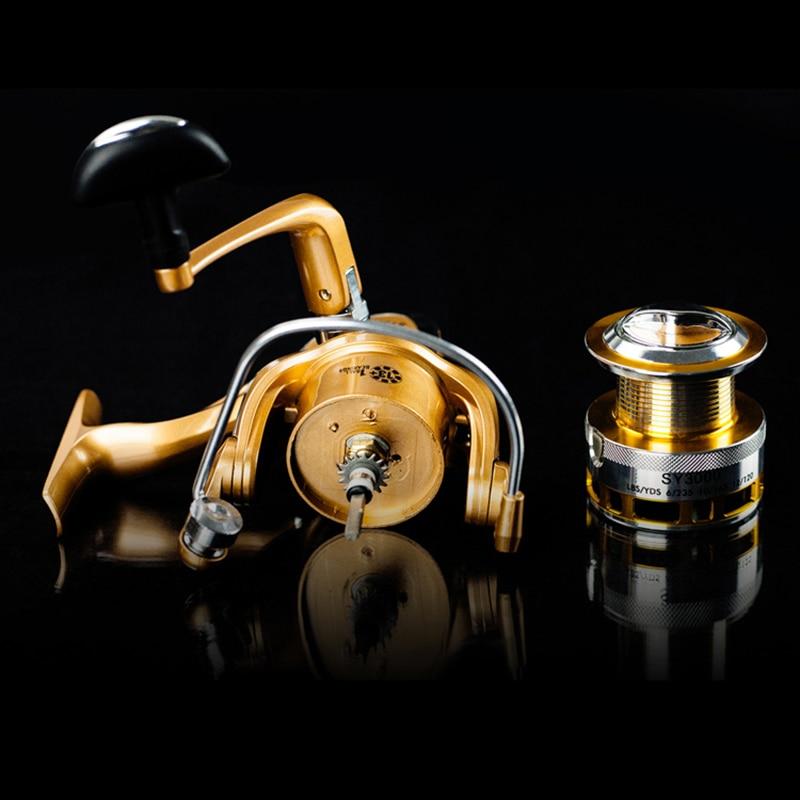 1000-9000 Metal İplik Balıqçılıq Çarxı 13 + 1BB Yüksək - Balıqçılıq - Fotoqrafiya 6