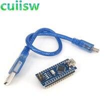 10 PÇS/LOTE Nano 3.0 controlador compatível para arduino nano CH340 driver USB com CABO NANO V3.0 ATMEGA328P