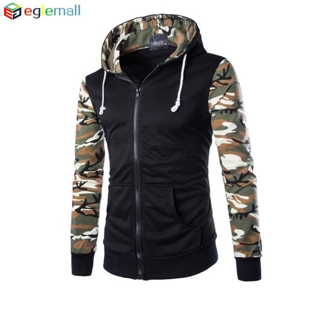14cd7f1c095 New Fashion Men s camo hoodie Tracksuits Jacket Men Brand Designer  Sweatshirt Men Hoodies And Casual Slim