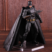 MEDICOM TOY MAFEX Justice League DC Batman Statue Figure Action No.056 PVC Collectible Model Toy