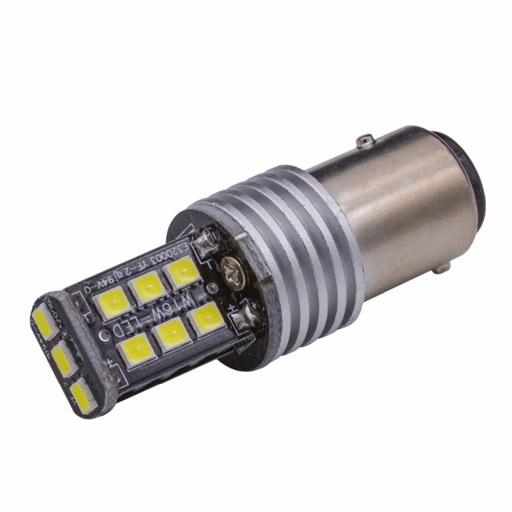 1pcs S25 Auto BAY15D 1157 Bulb Led 2835 15smd External Lamps Clearance Bulbs Car Led Turn Signals Reverse Brake light 2pcs auto h7 33smd 4014 led fog lamps car led lights source vehicle reverse lights automobile external brake bulbs turn signals