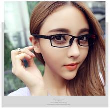แว่นสายตา-1.00-1.50-2.00-2.50 Diopter สายตาสั้นกรอบแว่นตาองศาเลนส์ นักเรียนชายผู้หญิง