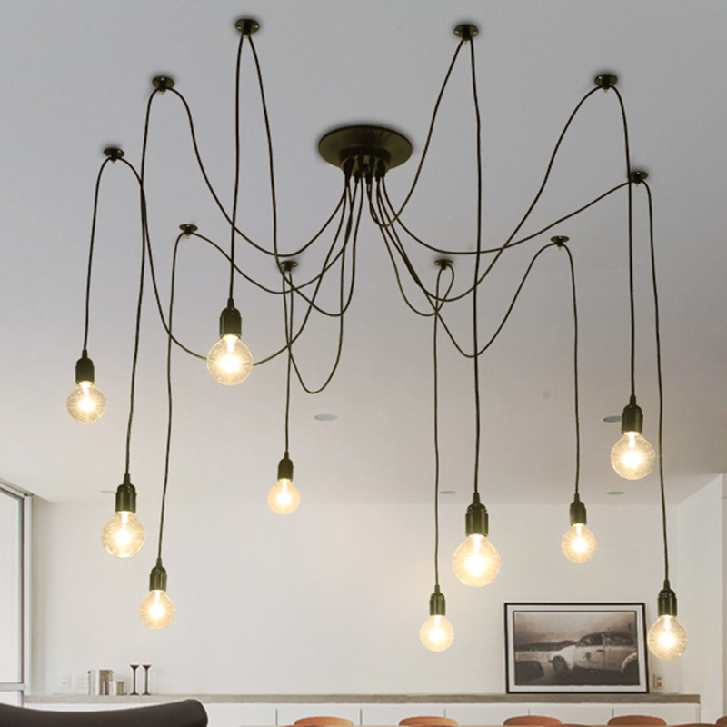 Aliexpress.com : Buy Modern Chandelier LED Vintage Ceiling