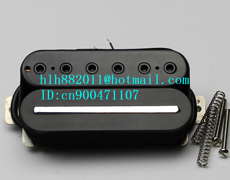 new electric guitar bridge pickup in black HY-8312 black bridge
