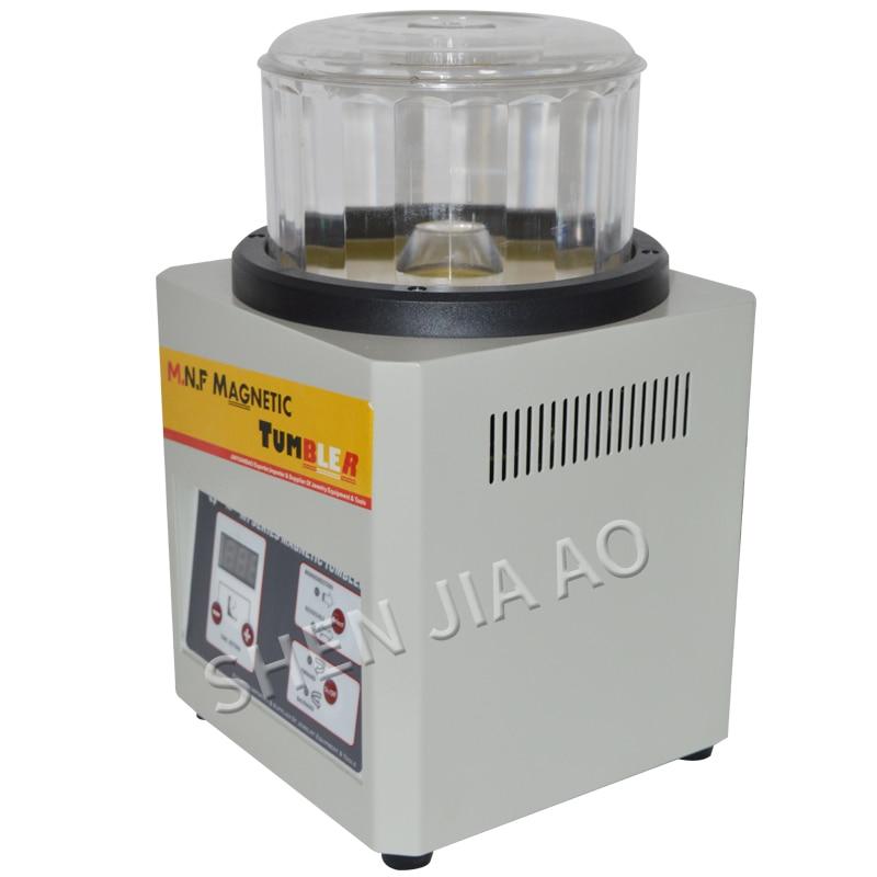 1tk 110V / 220V magnetilise trummelkõrvari juveeli poleerija Super - Elektrilised tööriistad - Foto 2