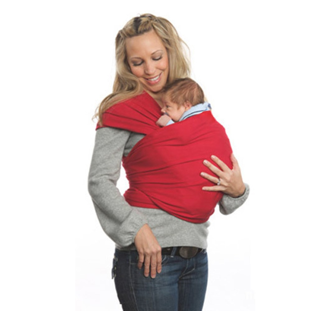 Baby-Sling-Stretchy-Wrap--Newborn-Sling- 100%-Cotton-high-grade-Kangaroo-Infant-Sling--Classic-popular-Carrier -BB0021 (3)