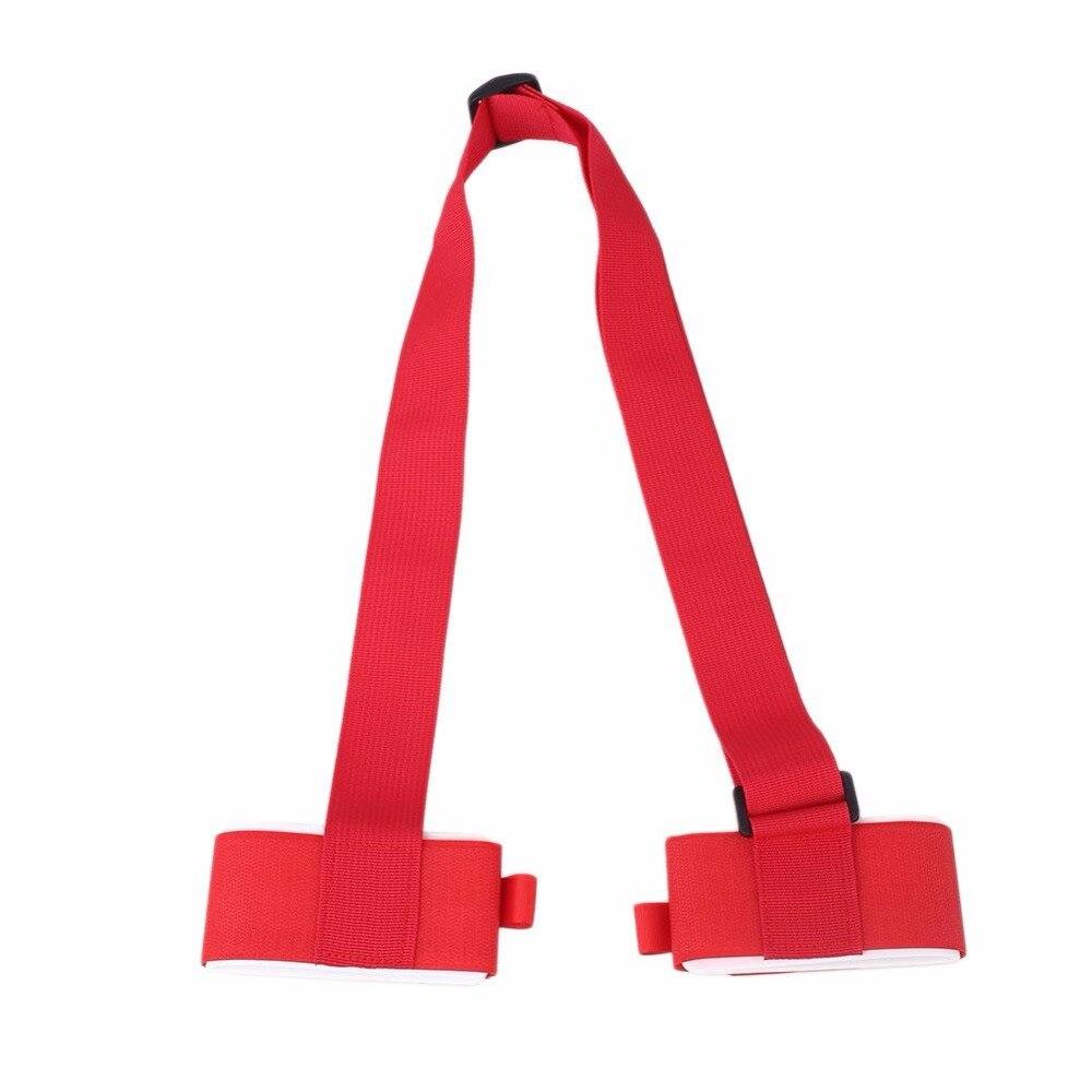 relefree Adjustable Ski snowboard easy backpack belt Strap Ski Pole Shoulder Hand Carrier Lash Handle Dual Board bag Strap