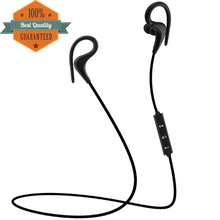 BT V4.1 Bluetooth Handsfree Fone de ouvido Fones de Ouvido Esporte de Corrida Do Carro Stereo Fone de Ouvido Com Microfone Orelha Gancho Fone De Ouvido Sem Fio Para Telefones PC