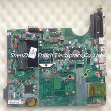 For HP DV7 DV7 3000 Laptop font b motherboard b font NON Integrated 574680 001 DAUT1AMB6E1
