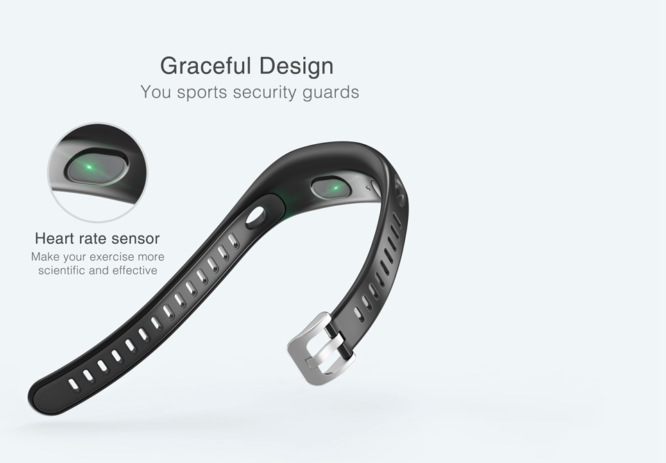 Fitness Bracelet with Activity Tracker 3