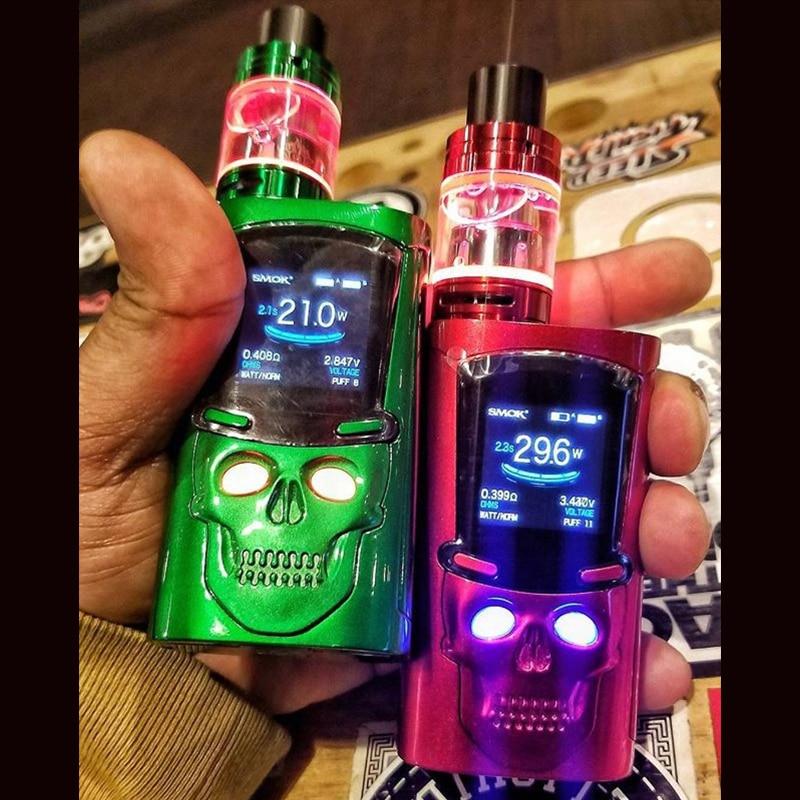 Vape SMOK S-PRIV Kit 230W S Priv Mod 5ML TFV8 Big Baby Light Edition Atomizer VS SMOK Revenger Electronic Cigarette Vaporizer все цены