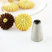 M172 New  Writing Cupcake Tube High Quality Steel Cake Decorating Tips Pastry Nozzles Making Tools