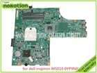 NOKOTION laptop motherboard for board Inspiron 15R M5010 CN-0YP9NP YP9NP 0YP9NP 09913-1 DG15 48.4HH06.011 ATI HD4200 DDR3