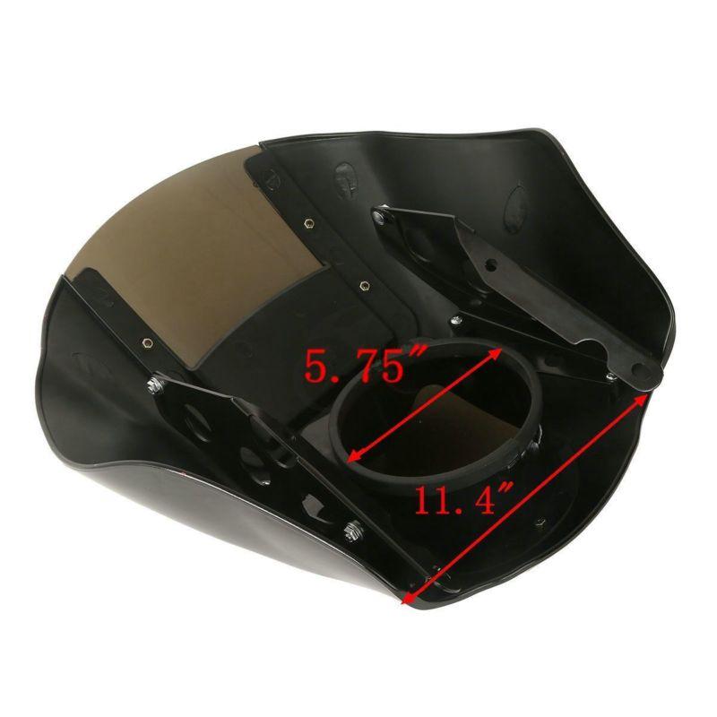 Zestaw do jazdy w przedniej części motocykla ABS Quarter do - Akcesoria motocyklowe i części - Zdjęcie 6