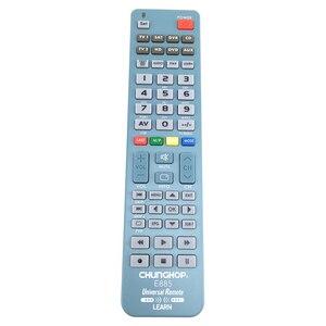 Image 2 - Mando a distancia Universal 8 en 1 para TV, CBL, SAT, VCR, DVD, AMP, chunghome, e885, novedad