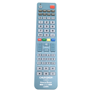 Image 2 - New 8 in 1 Universal Remote Control Controller For TV CBL SAT VCR DVD AMP Chunghop e885