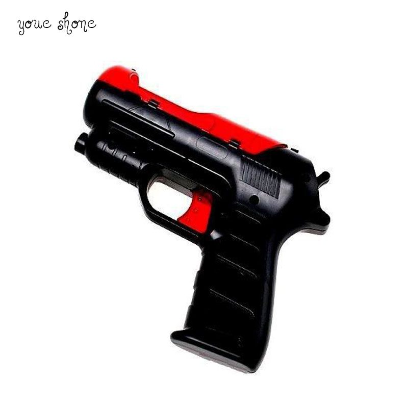 PuYun E-Commerce Store Light Gun Shooter Pistol For PS3 Move Motion Controller for Sony Playstation 3 Shooting Game