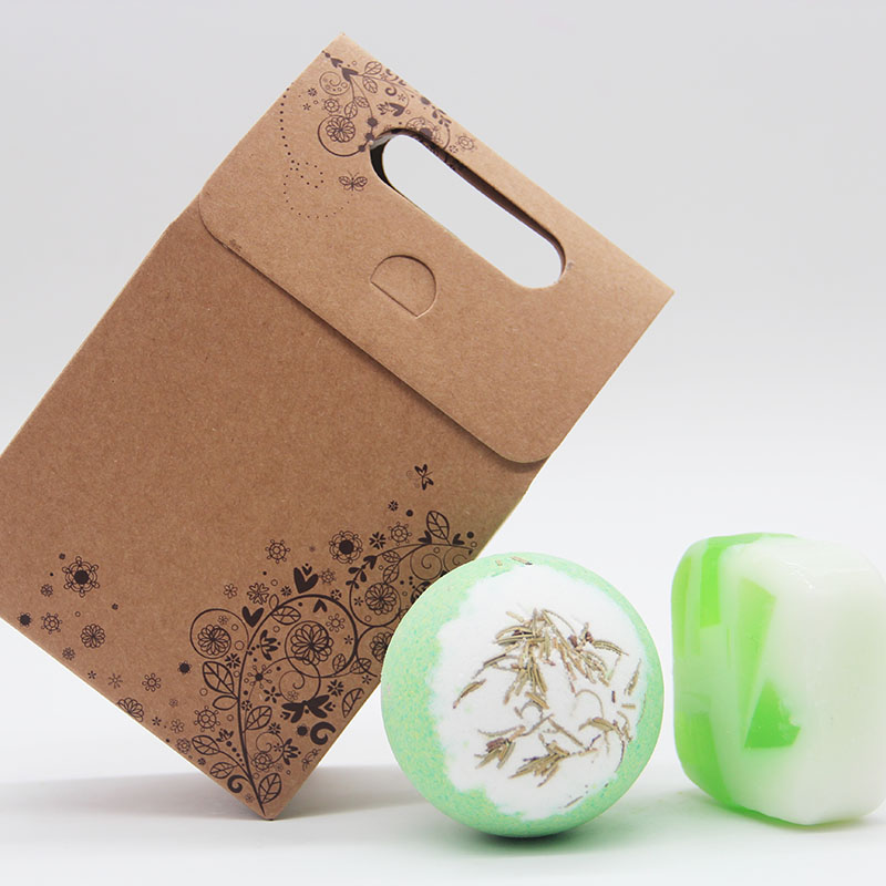 Tsing Bath bomb set 120g SPA Gift Set Green tea handmade Soap 100g Citronella Set Soap Natural bath bombs Scented Soap Nourish