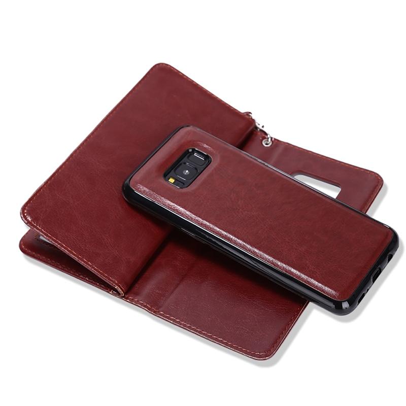 Haissky 9 Card Slots Phone Case για Samsung Galaxy S8 S8 Plus S8 + - Ανταλλακτικά και αξεσουάρ κινητών τηλεφώνων - Φωτογραφία 5