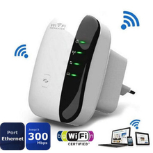 300Mbps Wireless N 802.11 Wifi Repeater AP Range Router Extender Signal BoosterP with WPS for Universal Wi-Fi Free USPS Shipping(China (Mainland))