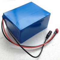 Wholesale price Brand 24v 8ah battery 24v 10a 13A li ion battery power batteries for e bike 24v 250w motor with BMS + charger