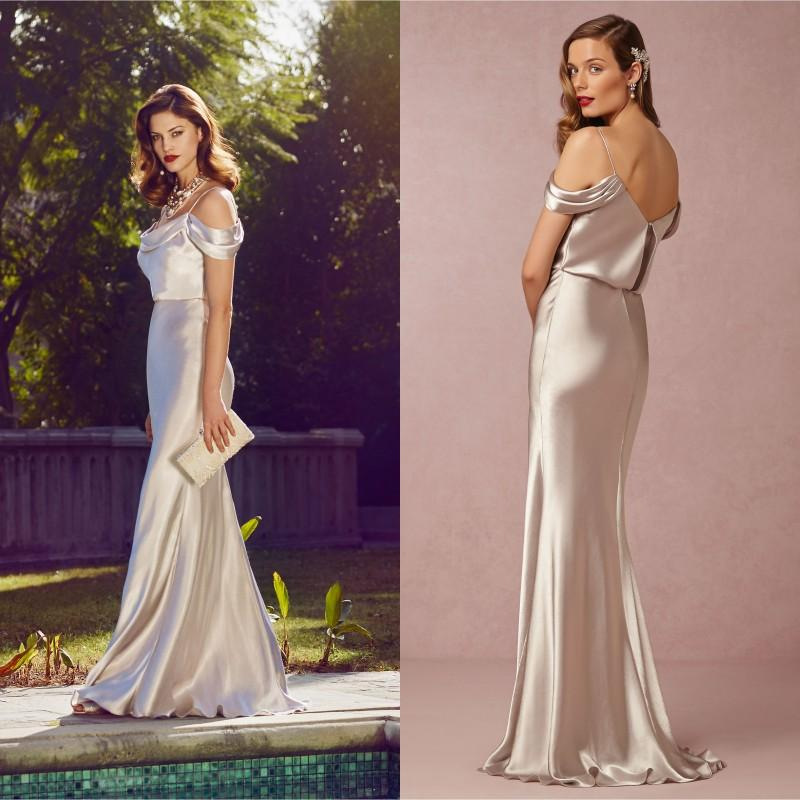 Online Buy Wholesale silk bridesmaids dresses from China silk ...