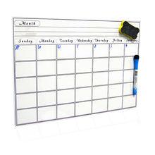 Магнитный ежемесячный календарь 2019 Планер для домашнего офиса