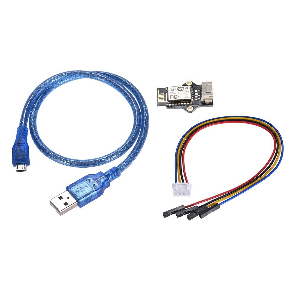 ESP8266 3D Printer WiFi Module Wireless Transceiver USB Serial Port Print Compatible Ramps 1.4 Marlin Office Electronics ...