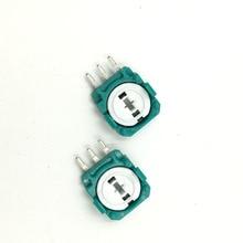 60 sztuk dla XBOX ONE wymiana analogowe 3D Joystick Micro mini przełącznik rezystory osi dla kontrolera Playstation 4 PS4