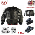 2017 Motorcycle Body Protector Motocross Vest Jacket Jaqueta Motoqueiro Protection Kids Armor Gear Junior Racing Practise Start